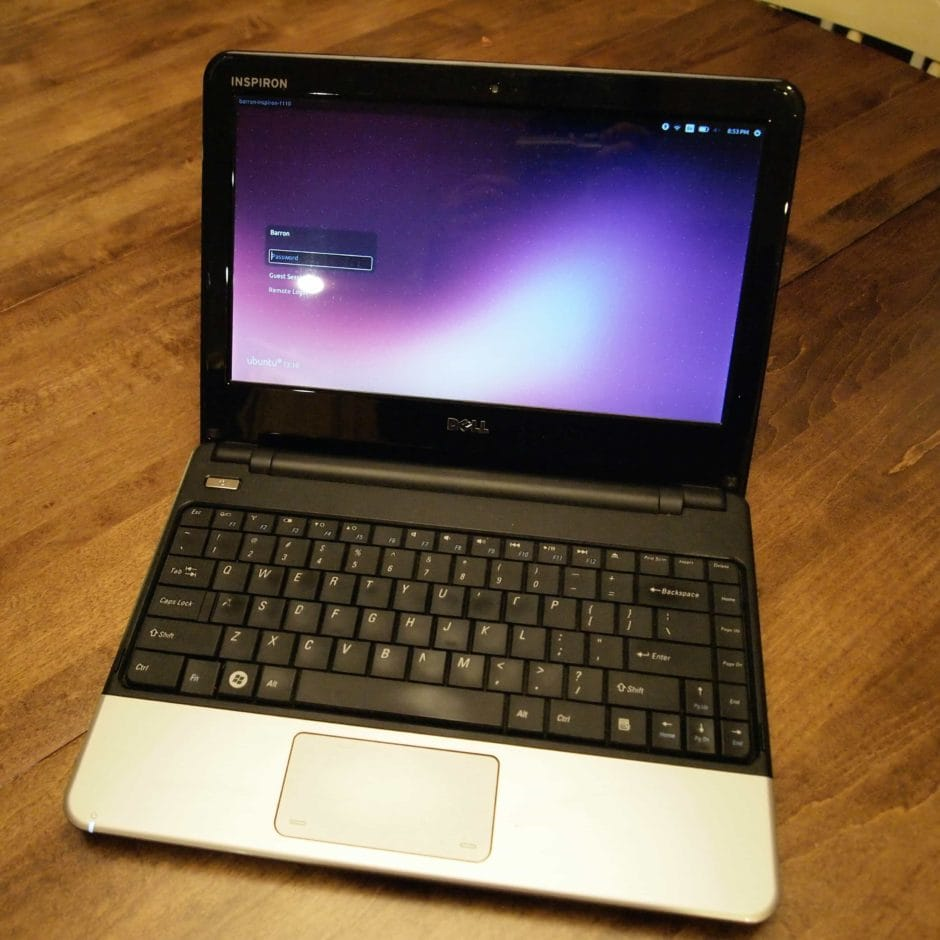 Dell 11z with Ubuntu