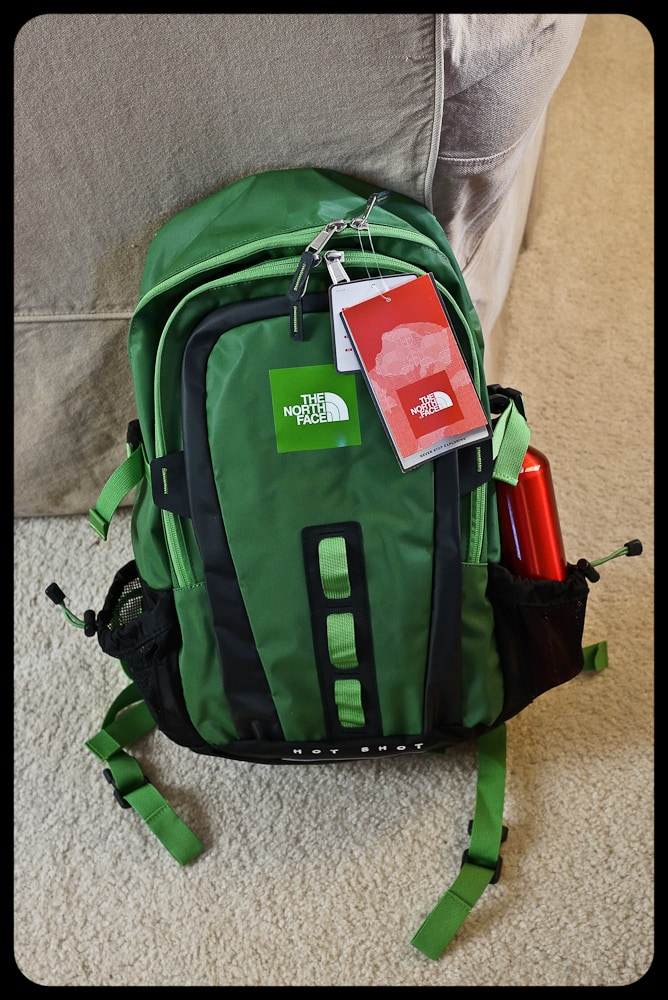 North Face Base Camp Hot Shot Backpack