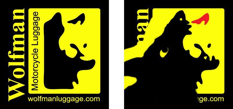 Wolfman Logo vs. My Vision