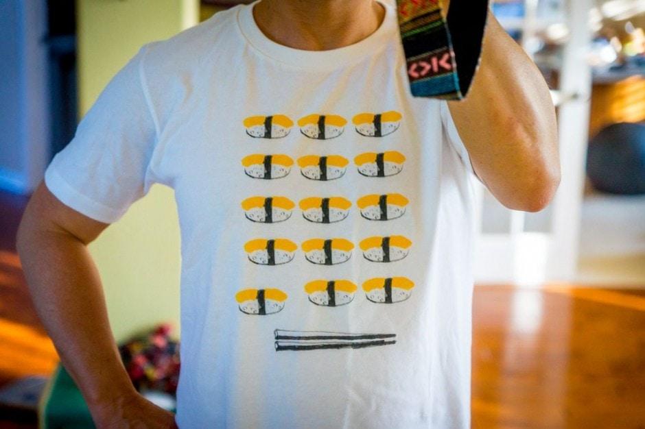 Tamago Sushi Shirt