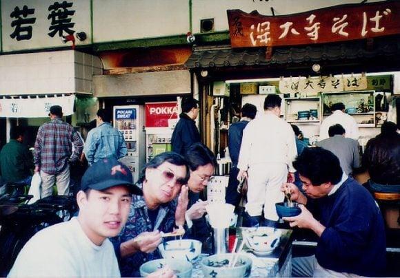Tsukiji Breakfast