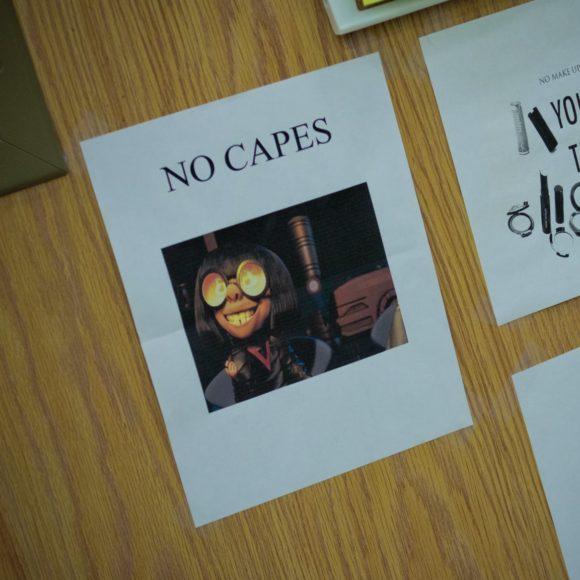 No Capes