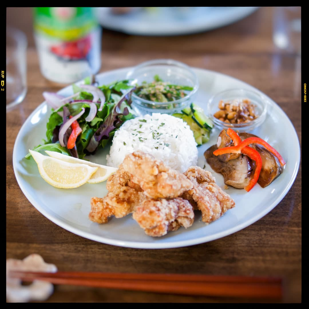 Tonight's Dinner – Karaage (Japanese-style fried chicken)