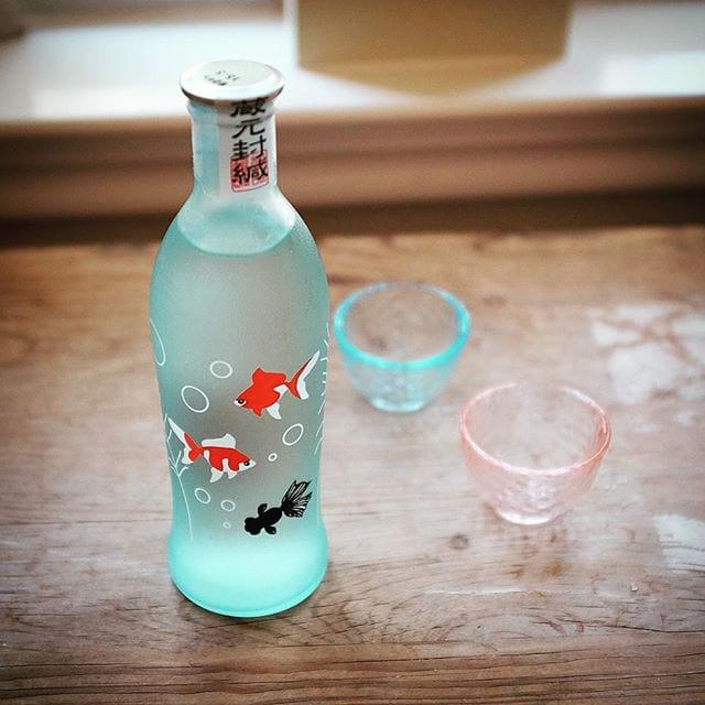 New Saké!