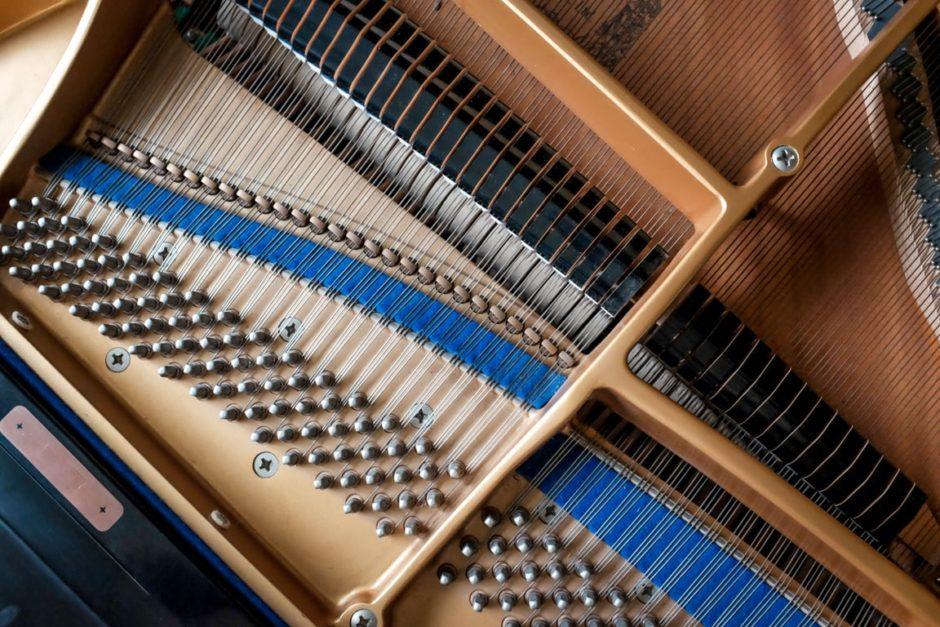 """Kawai Piano"" USA. Texas. Cedar Park. 2015."