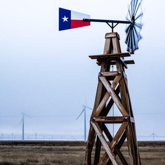 USA. Texas. Adrian. 2015.