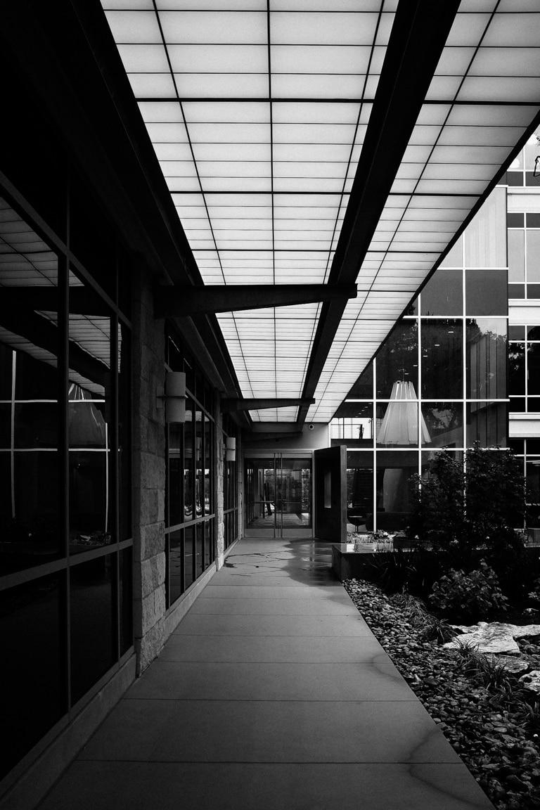 """Entrance"" Austin, 2016"
