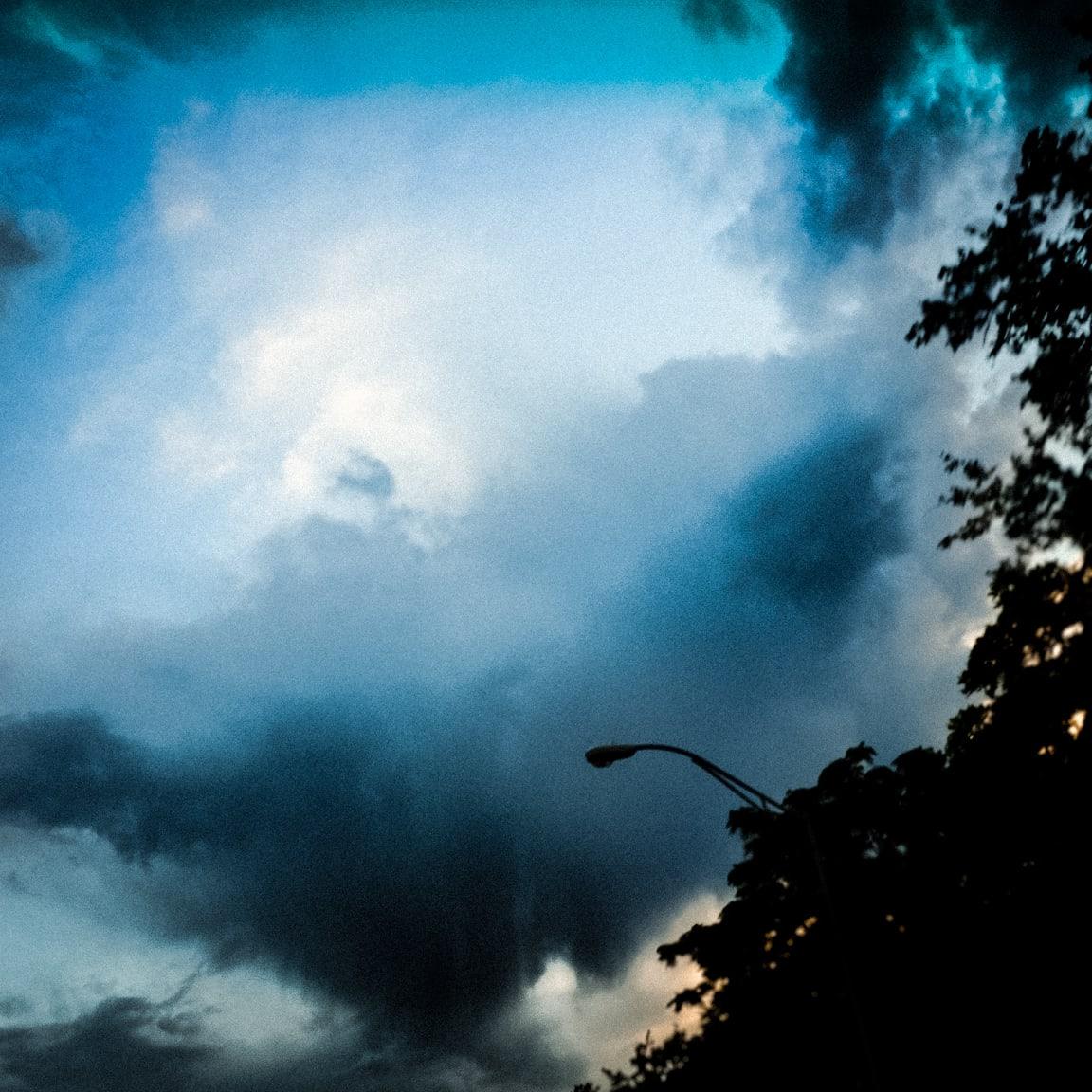 """Here Comes the Rain"" Cedar Park, 2016"