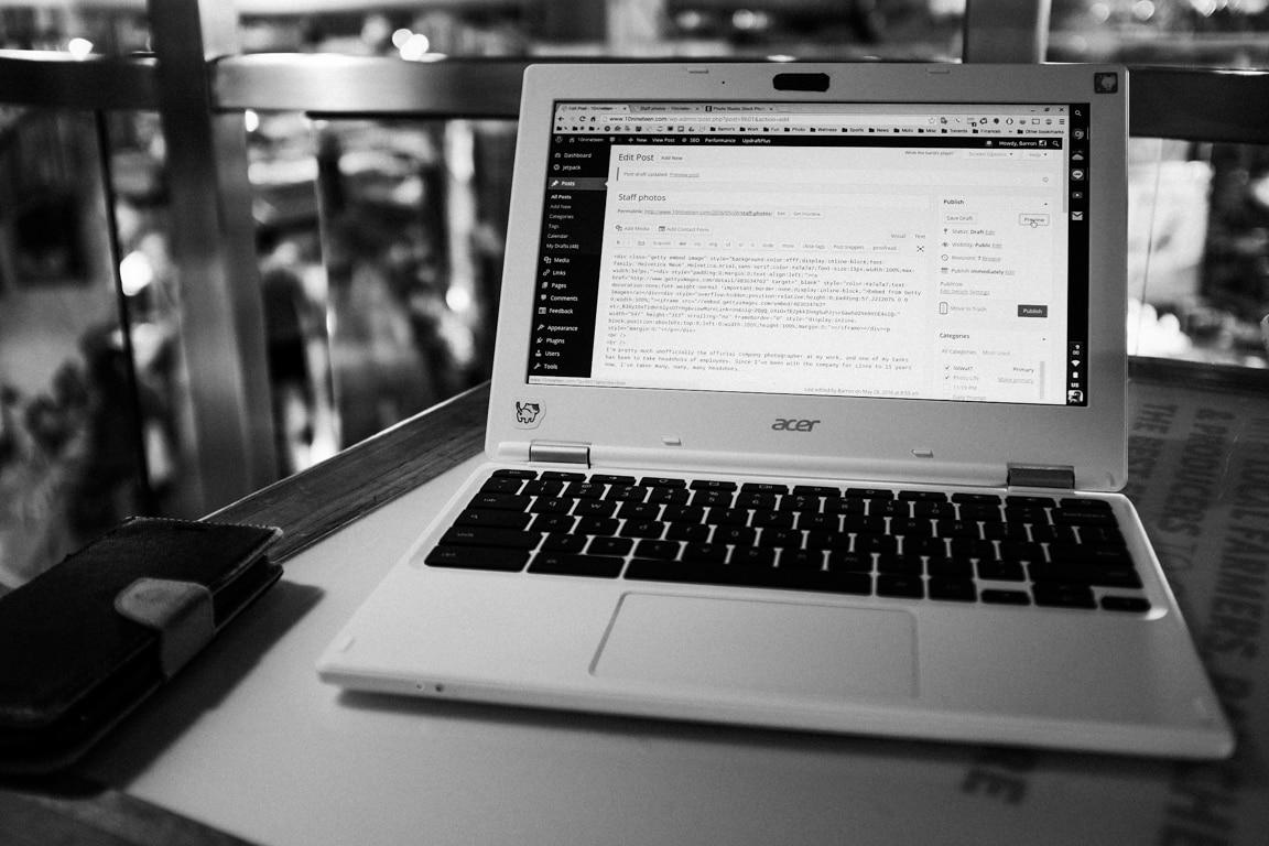 """Blogging"" Austin, 2016"