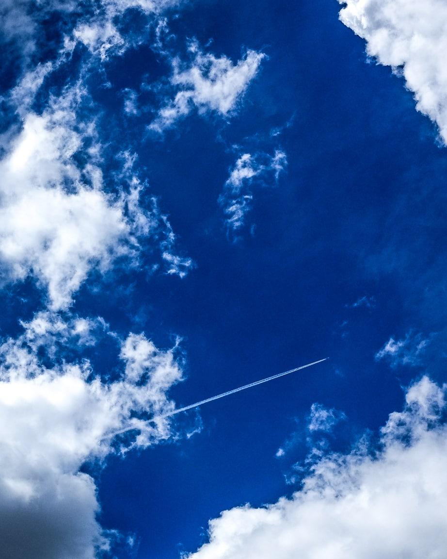 """Blue Skies"" Cedar Park, 2016"
