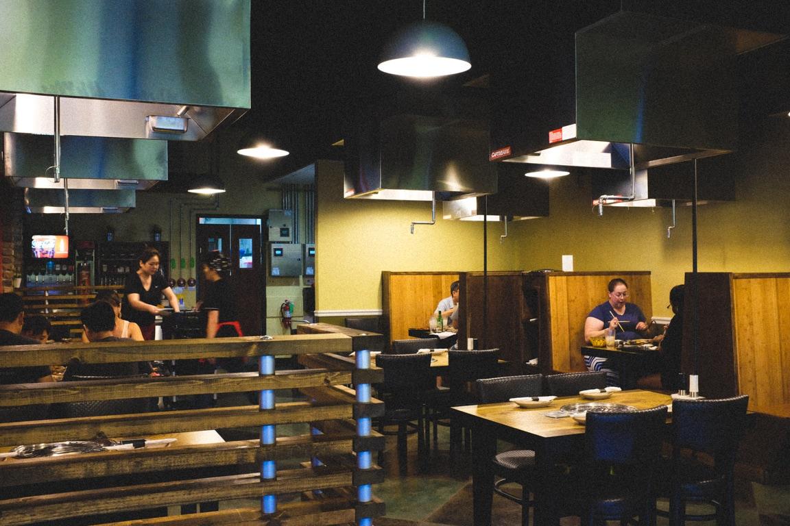 """Charm Korean BBQ"" Austin, 2016"