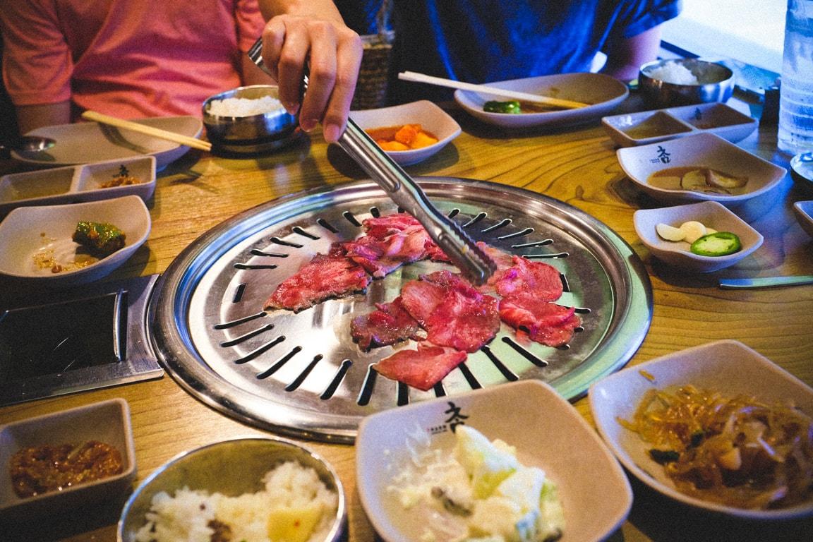 """Korean BBQ"" Austin, 2016"