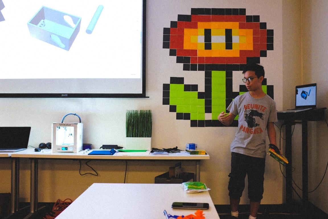 """""""Bay's Presentation"""" Austin, 2016"""