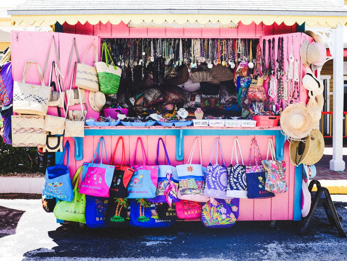 """Colorful Shop"" Port Lucaya, 2016"