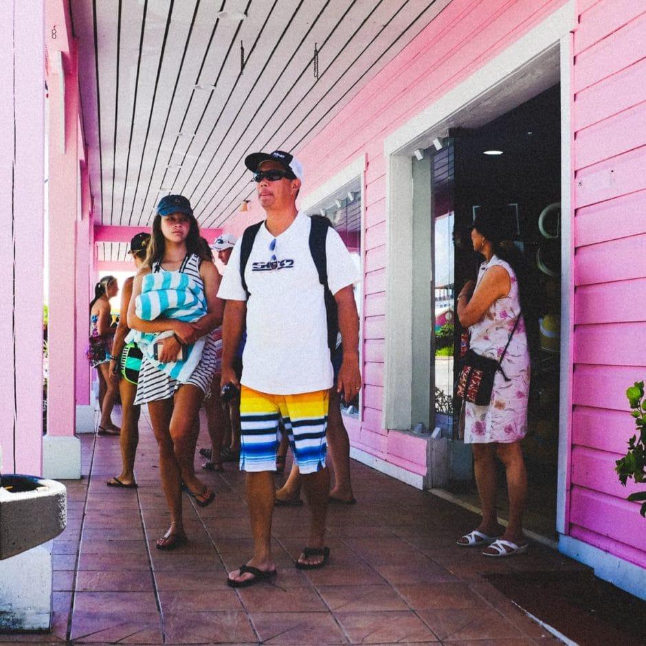 """Shopping"" Port Lucaya, 2016"