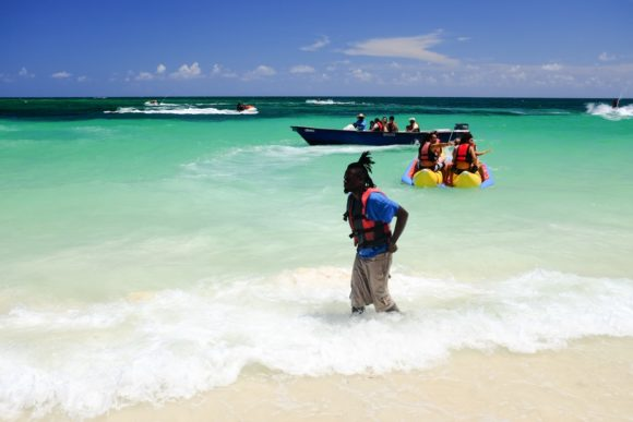 """Banana Boat"" Port Lucaya, 2016"