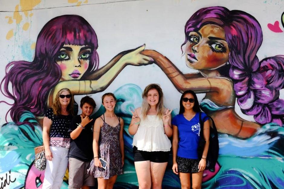 """""""Art Wall"""" Miami, 2016"""