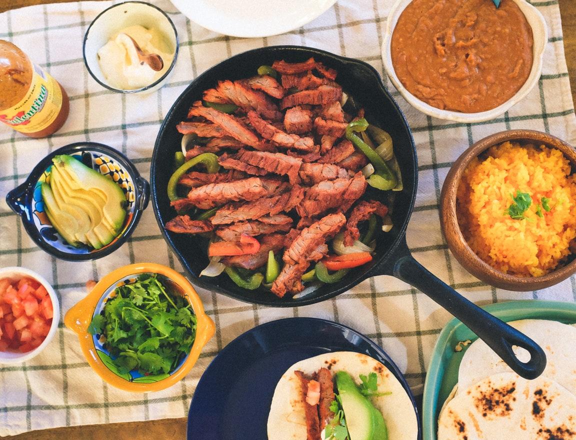 """""""Fajita Dinner"""" Cedar Park, 2016"""