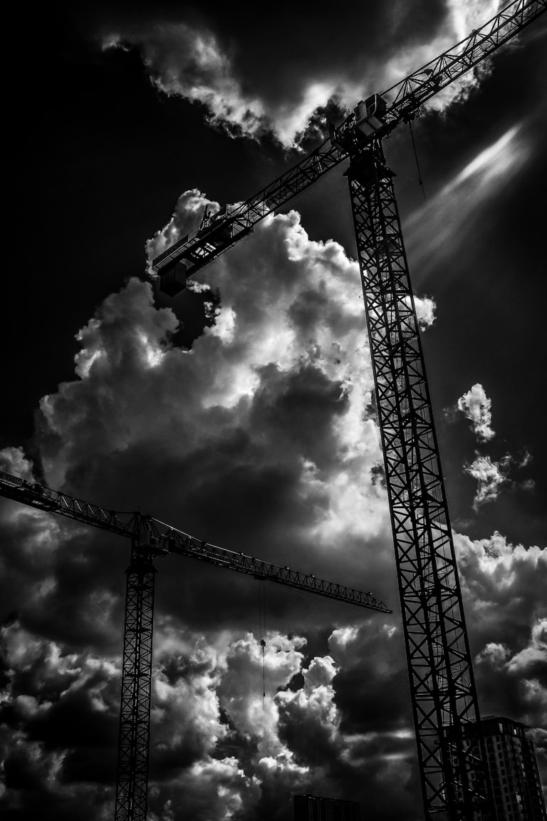 """Reach for the Sky"" Austin, 2016"