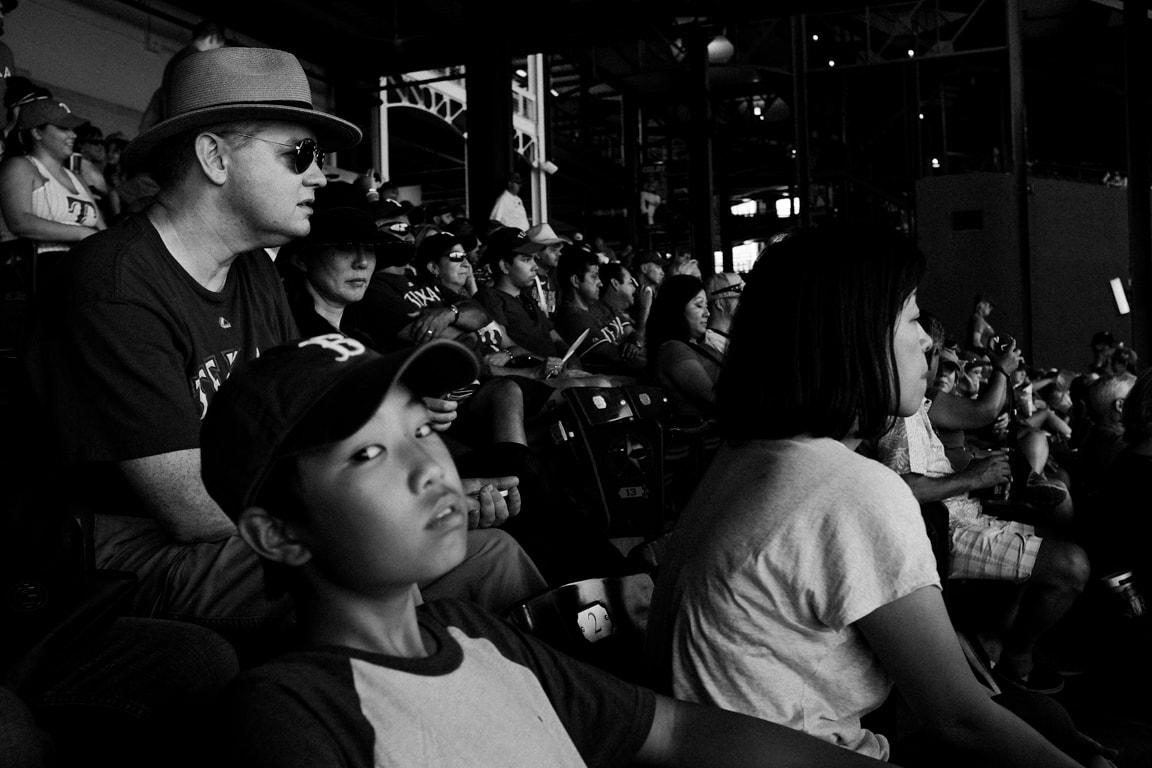 """Spectators"" Arlington, 2016"