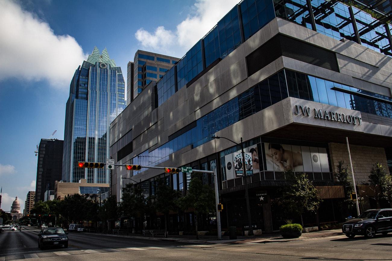 """""""Downtown"""" Austin, 2016"""