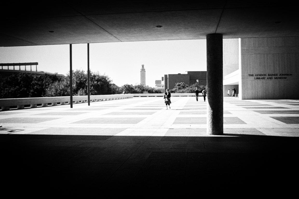 """Under the Building"" Austin, 2016"