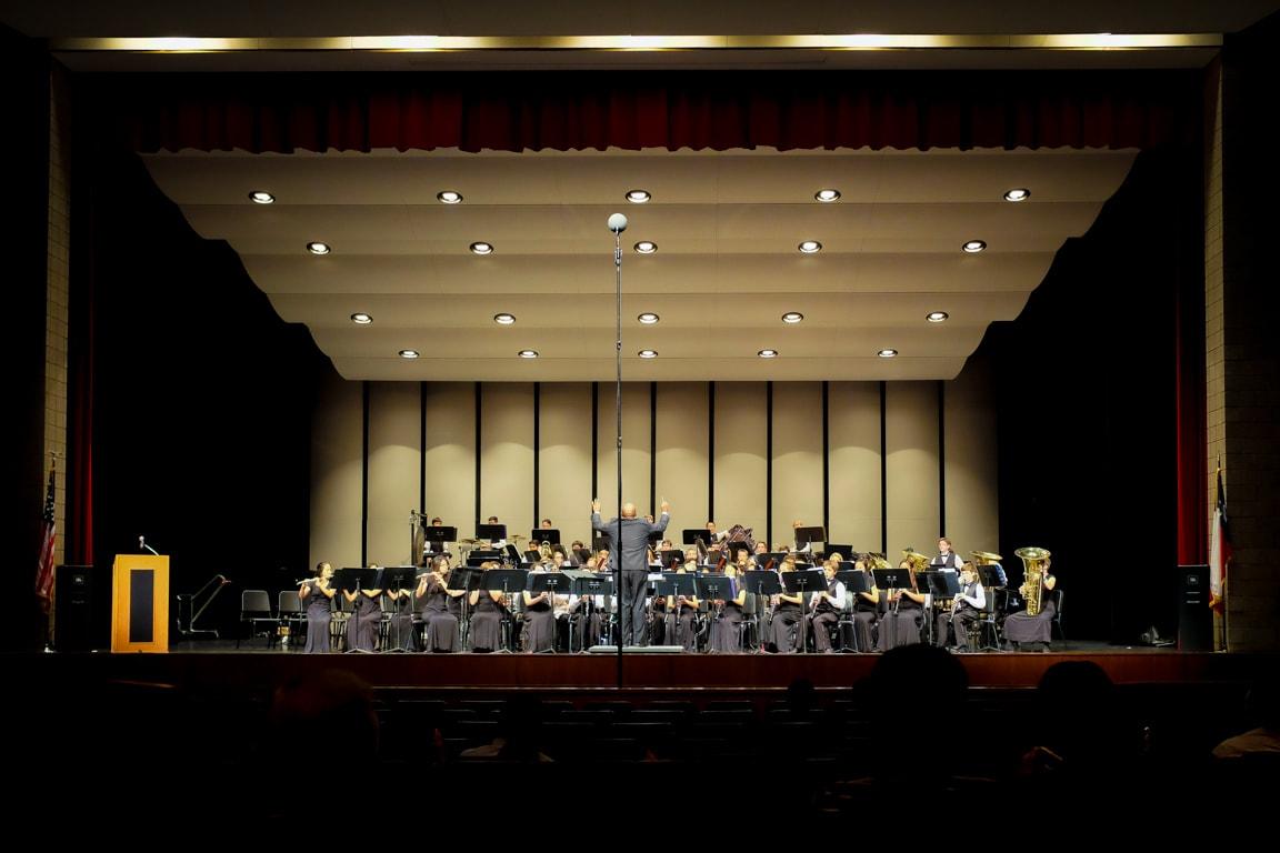 """""""Band Concert"""" Leander, 2016"""