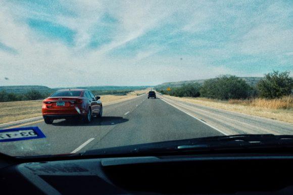 """Endless Highway"" Texas, 2016"