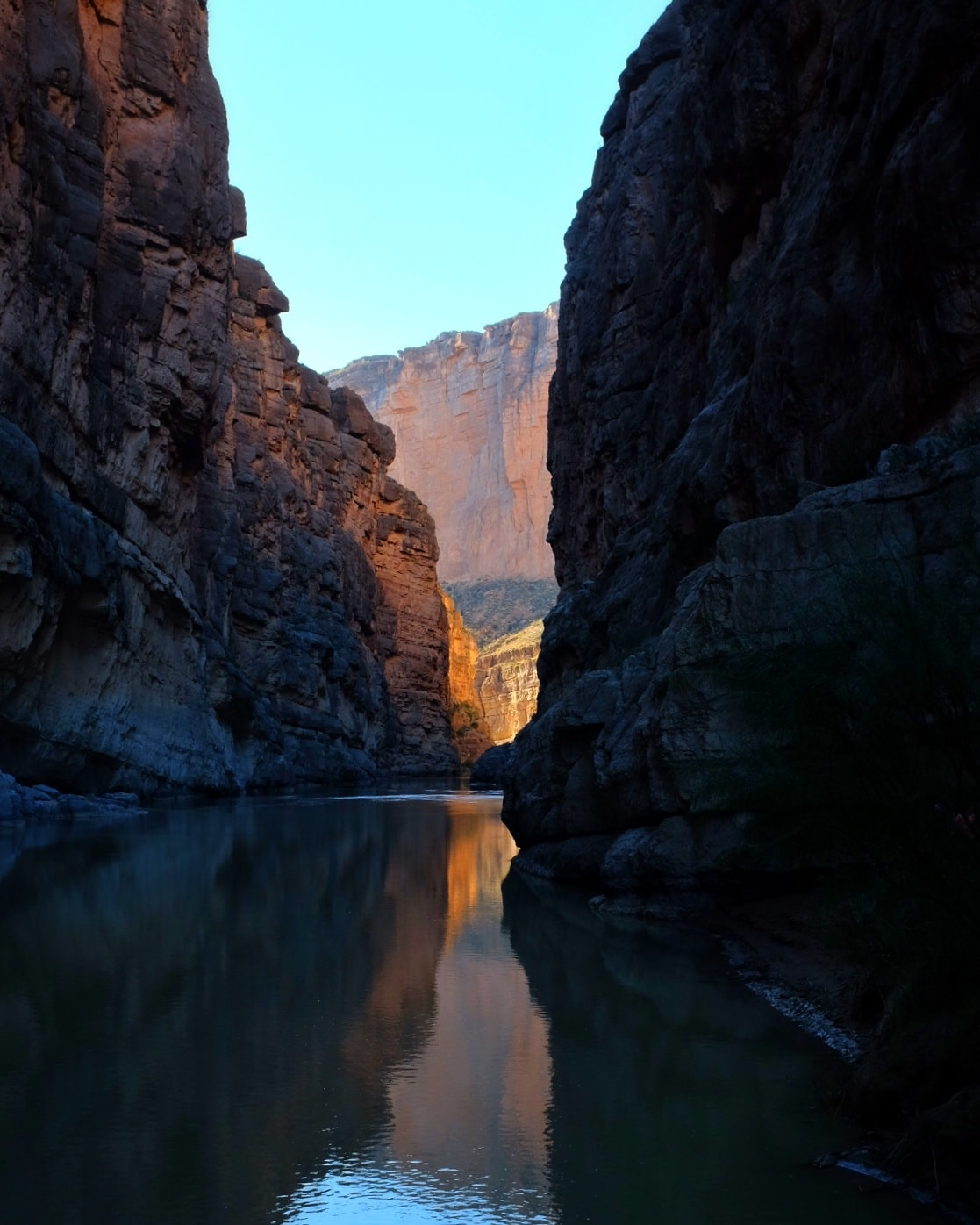 """Santa Elena Canyon"" Big Bend, 2016"