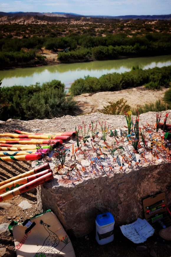 """Mexican Curios"" Big Bend, 2016"