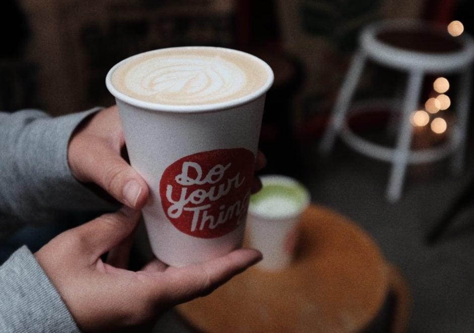 """""""Coffee Time"""" Marfa, 2016"""