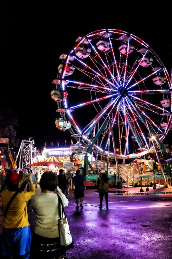 """Ferris Wheel"" New Braunfels, 2016"