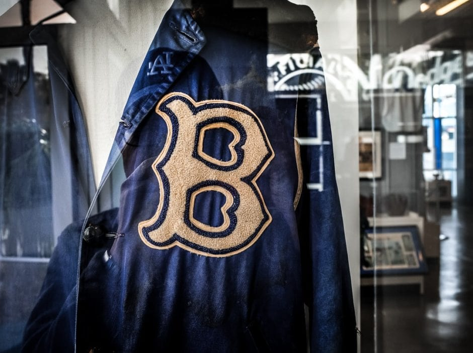 """Brooklyn Dodgers Jacket"" Los Angeles, 2016"