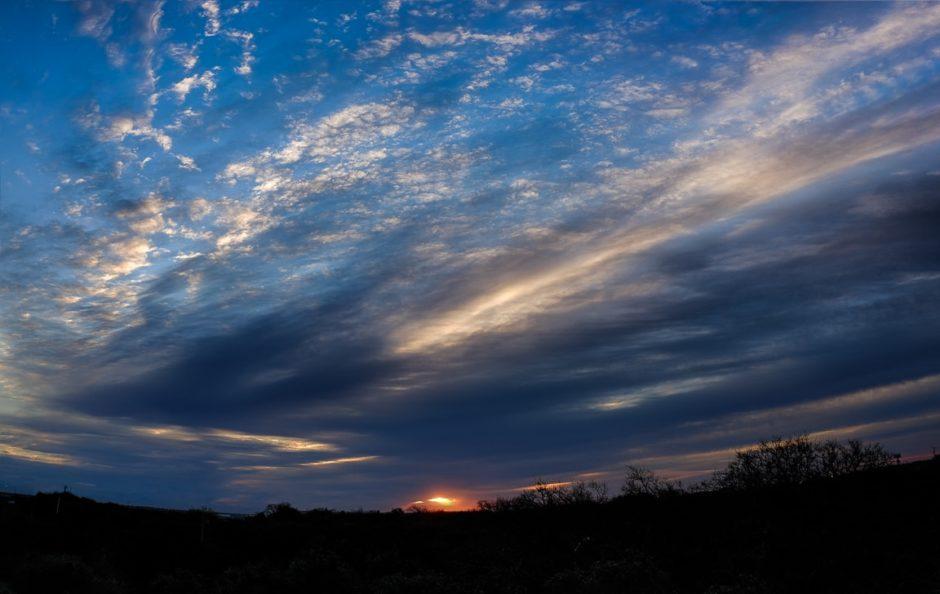 """""""Sunrise in ATX"""" Austin, 2017"""
