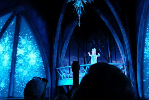 """Elsa"" Orlando, 2017"