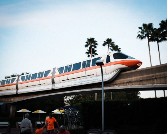 """Monorail"" Orlando, 2017"