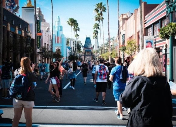 """Disney Hollywood Studios"" Orlando, 2017"