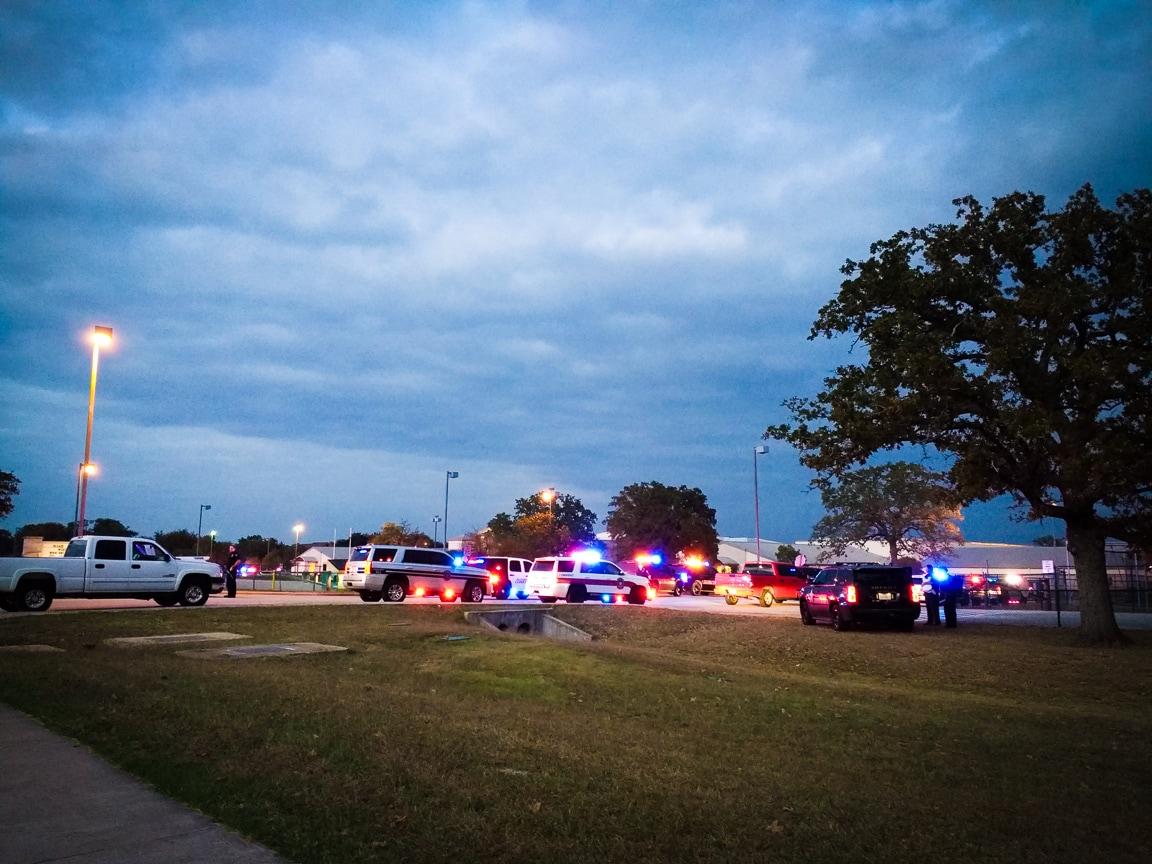 """""""Incident"""" Cedar Park, 2017"""
