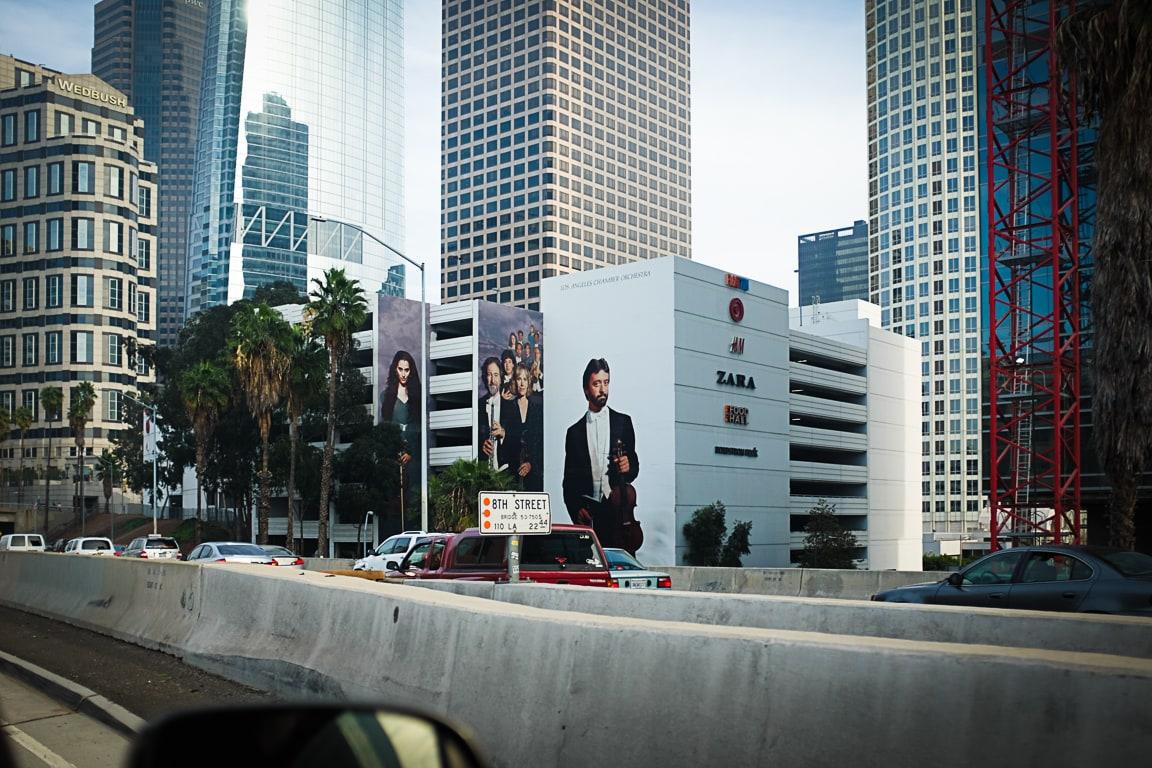 """""""Mural"""" Los Angeles, 2017"""