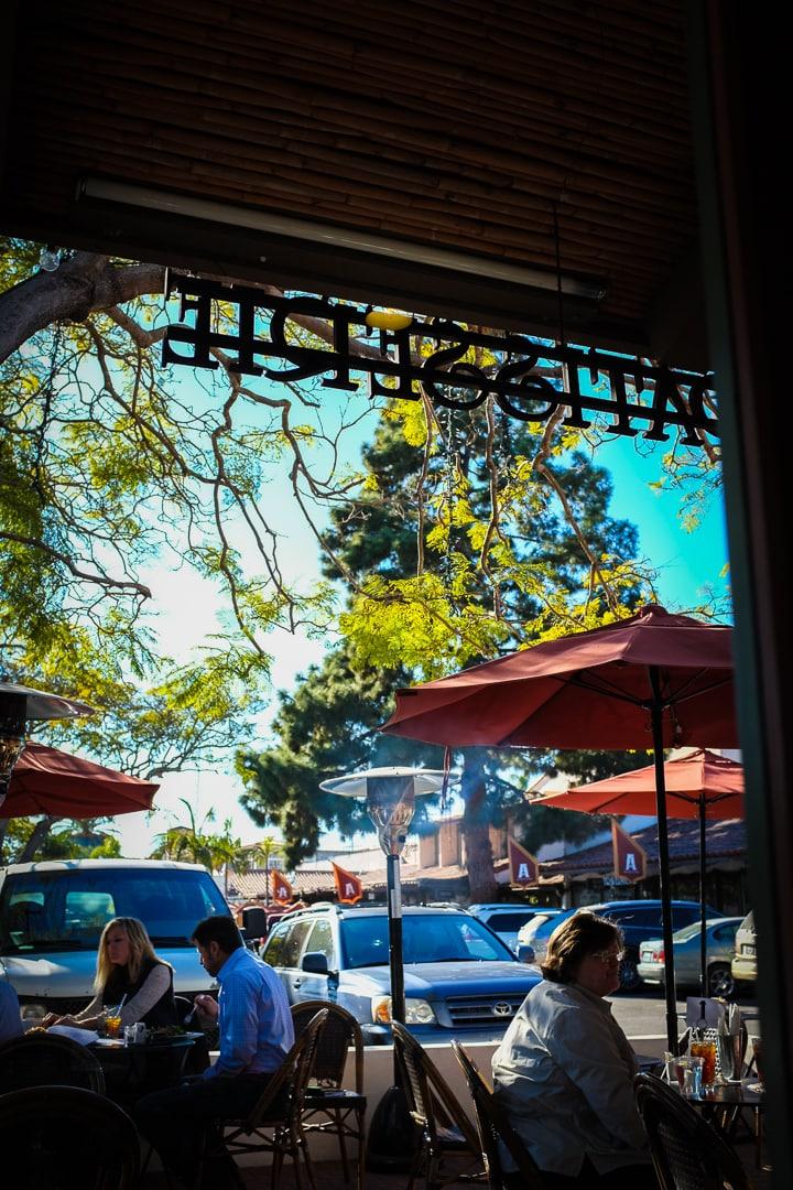 """Cafe"" Santa Barbara, 2017"