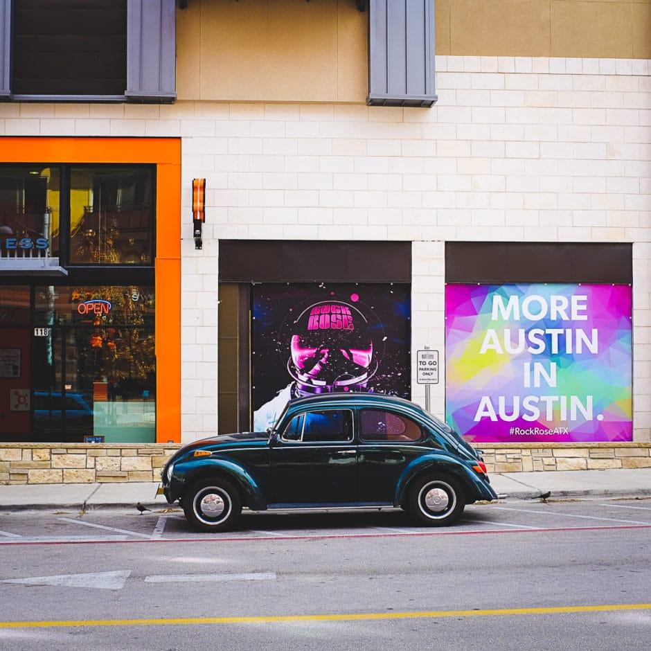 """VW"" Austin, 2018"