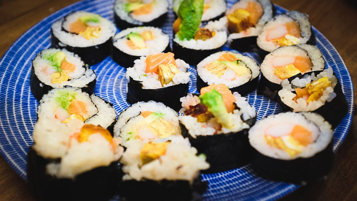 """Sushi"" Cedar Park, 2018"