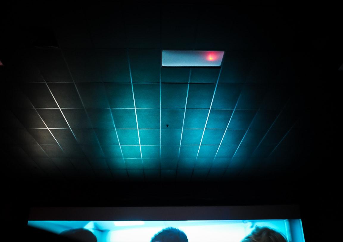 """""""Late-night Movie"""" Cedar Park, 2018"""