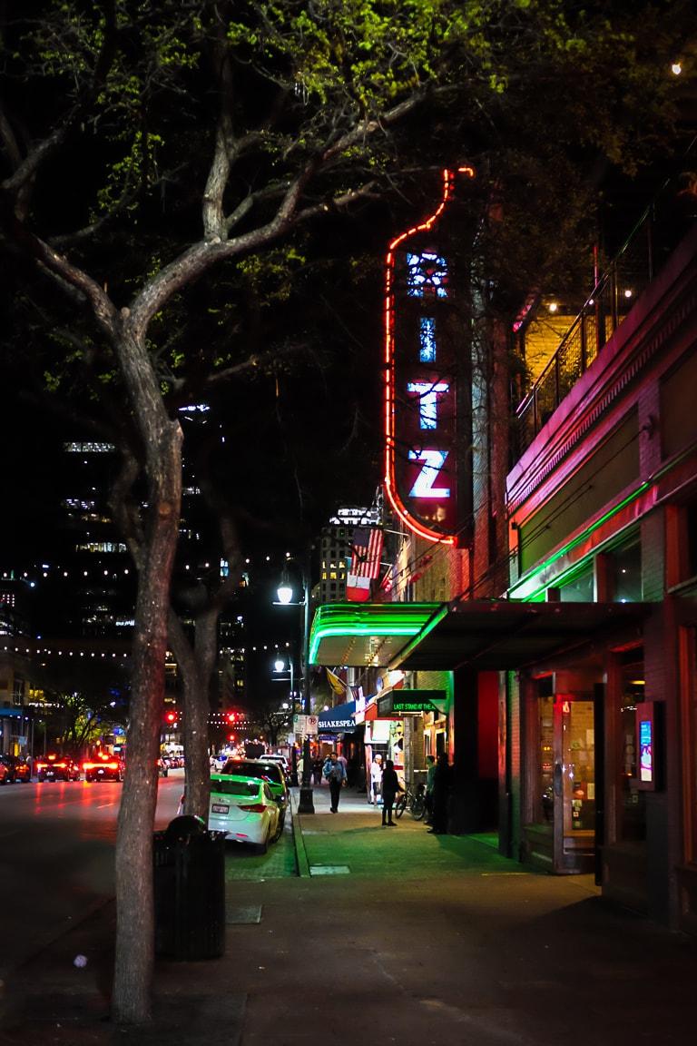 """Sixth Street"" Austin, 2018"