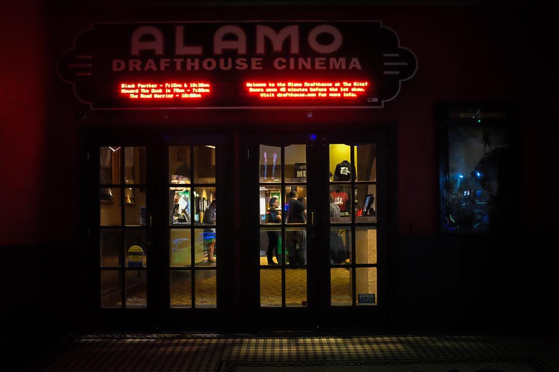 """Alamo Ritz"" Austin, 2018"