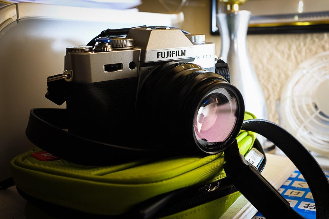 """Fujifilm X-T10"" Cedar Park, 2018"