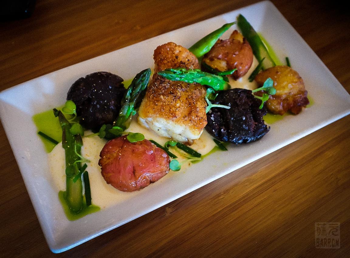 """""""Fish and Veggies"""" Austin, 2018"""