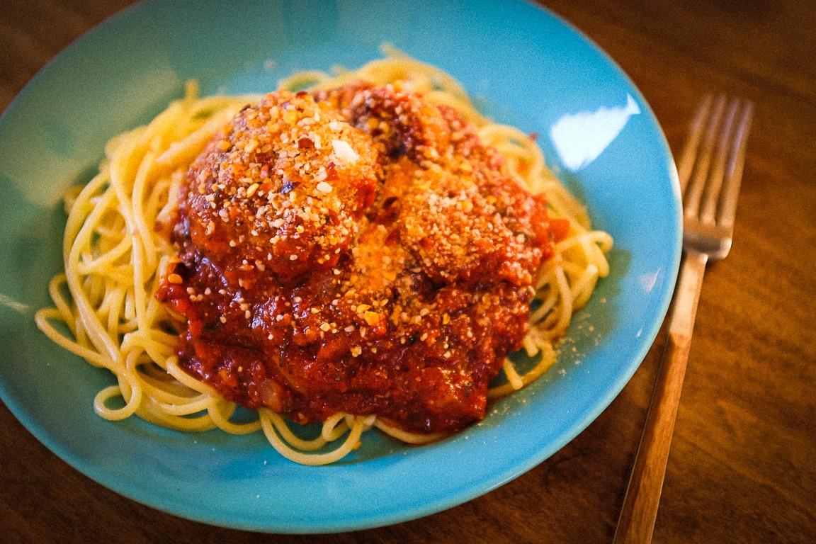 """""""Spaghetti Nite"""" Cedar Park, 2018"""