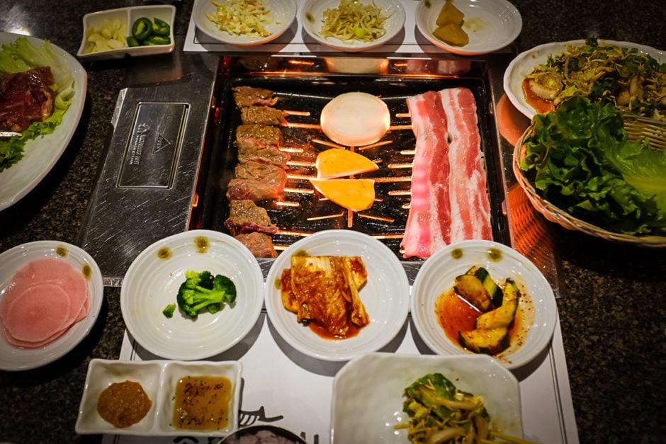 """Korean BBQ"" Austin, 2018"