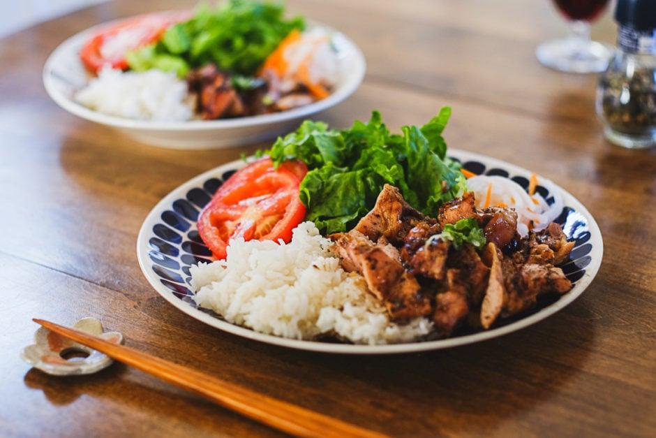 """Vietnamese Chicken"" Cedar Park, 2018"
